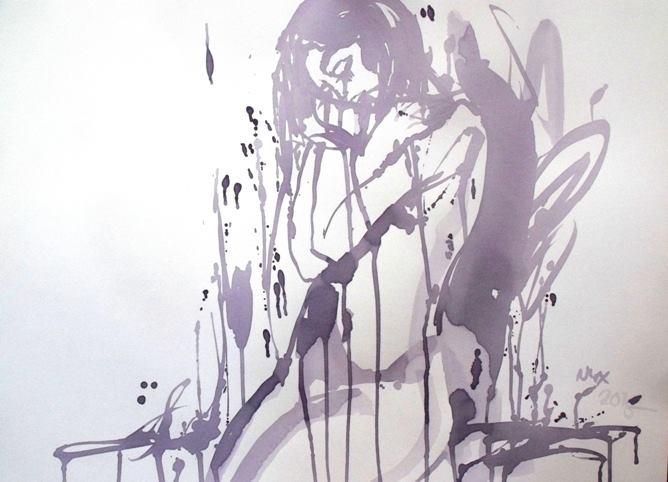 #NyxMartinez #Art #Artist #ArtPh #Writer #Traveller #Missionary #ArtFeature #FilipinaArtist #GlobalPinay #SocialAdvocacy #AdvocacyArt #WineArt #WinePainting #PaintingwithRedWine #AdultColoringArt www.jennysserdipity.com