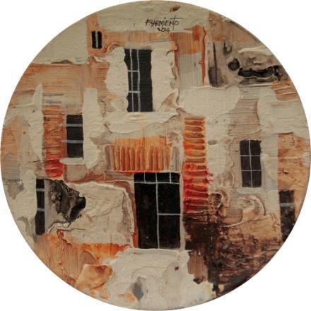 Art on Plates by Fidel Sarmiento - macuha-artgallery.com