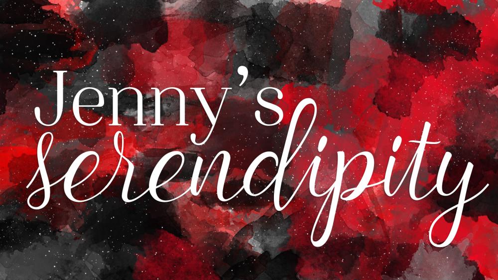 Jenny's Serendipity Cover
