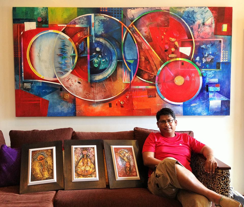 Jason V. Macuha of Macuha Art Gallery