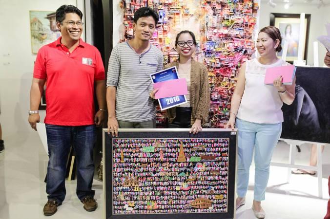 Juror's Choice - Anafe Nemenzo - Mandaluyong - Kay Ganda ng Pilipinas Painting Contest