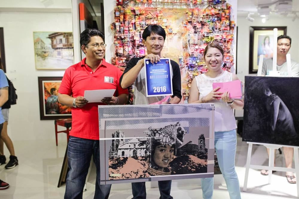 Juror's Choice - Jojoy Zabala - Pampanga - Kay Ganda ng Pilipinas Painting Contest