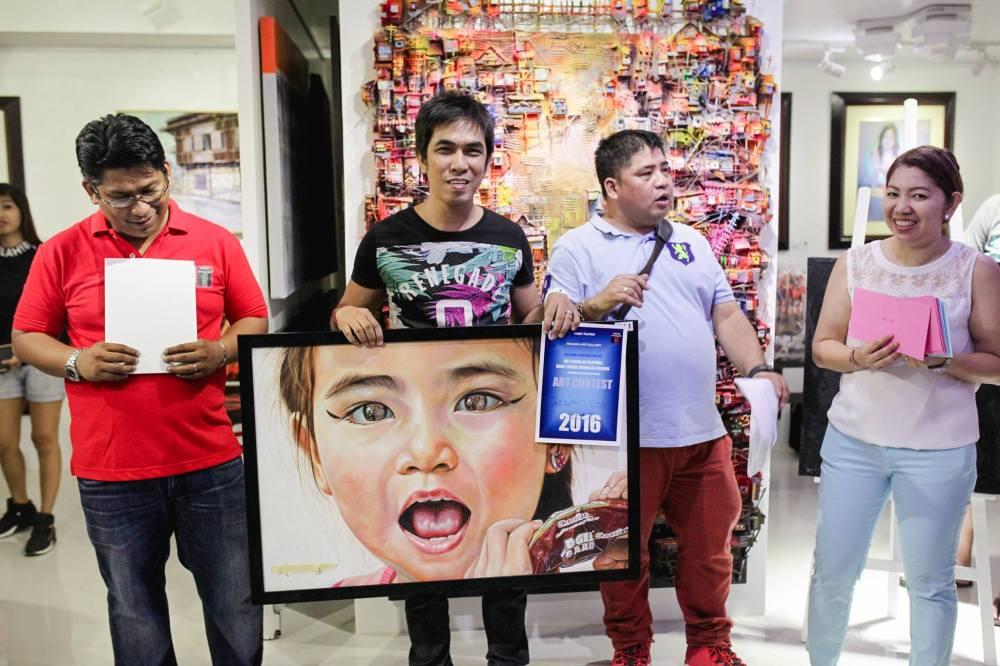 Juror's Choice - Michael Montanez - Cavite - Kay Ganda ng Pilipinas Painting Contest