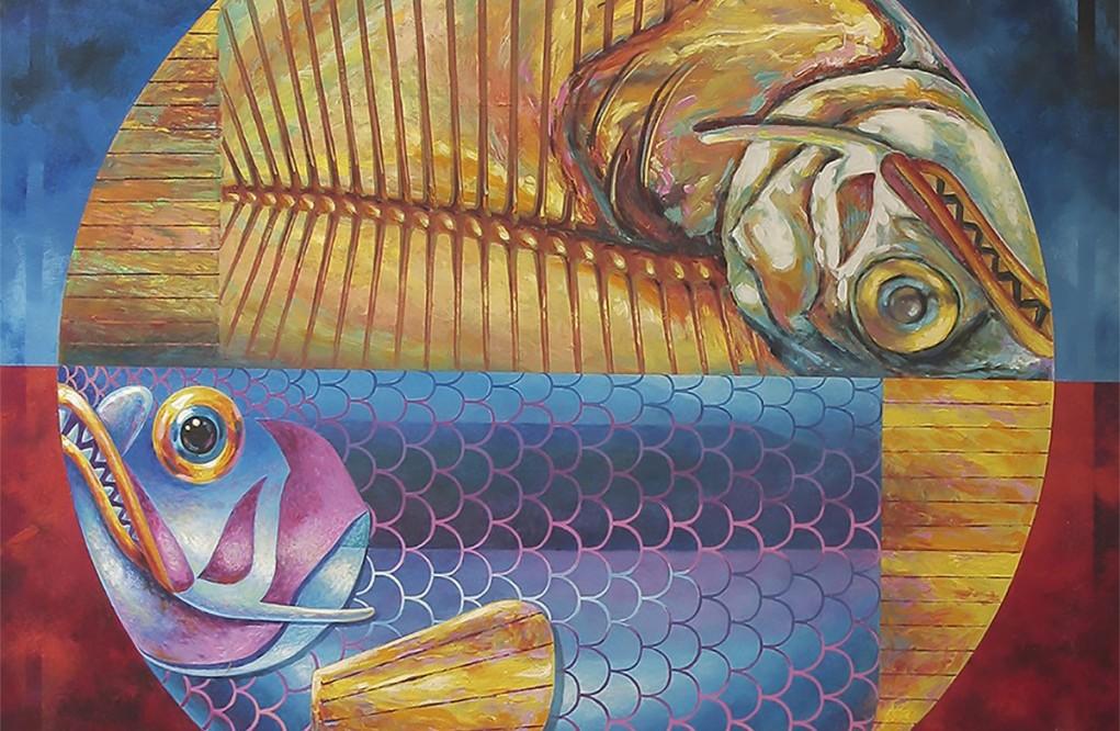 Metamorphosis by Nelson Castillo - macuha-artgallery.com
