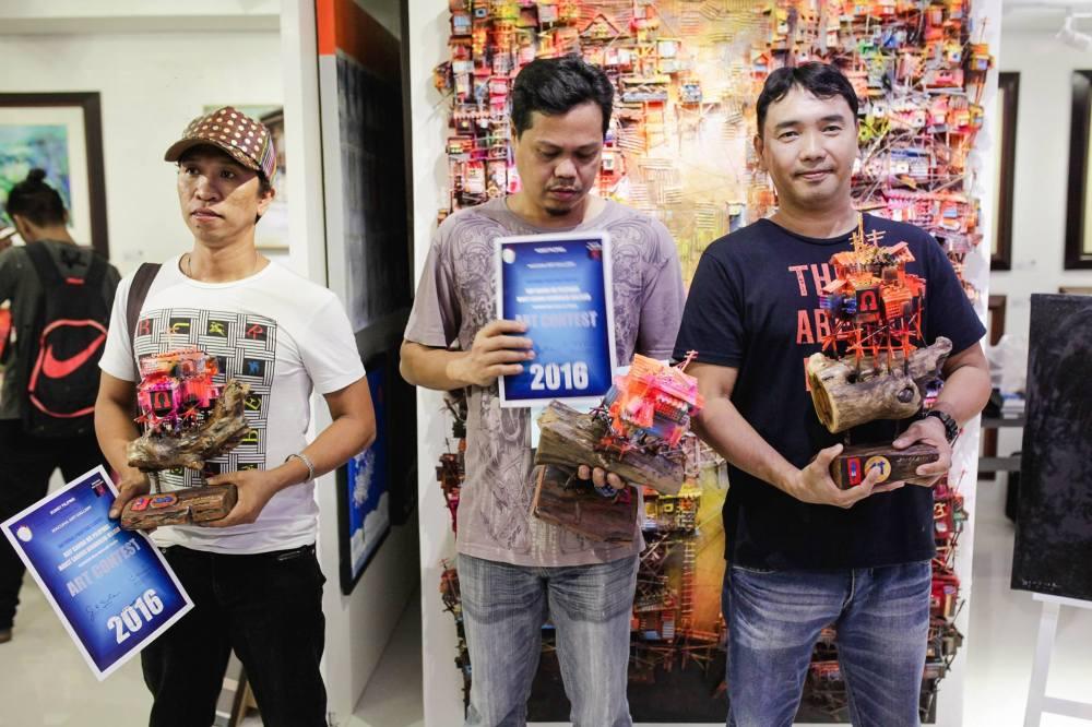 The Winner - Kay Ganda ng Pilipinas Painting Contest