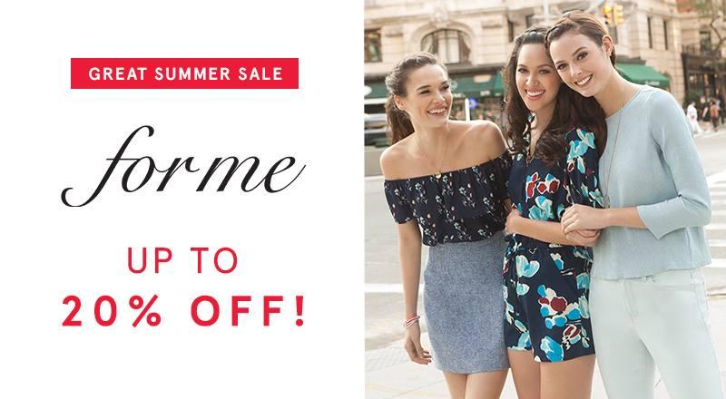 Zalora Great Summer Sale