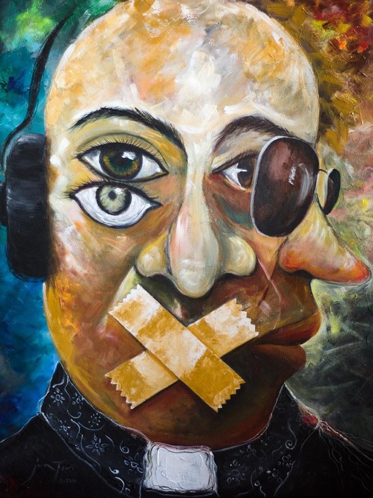 Jun Tivi Galerie De Las Islas presents SINCO BICOLANOS Artist (3)