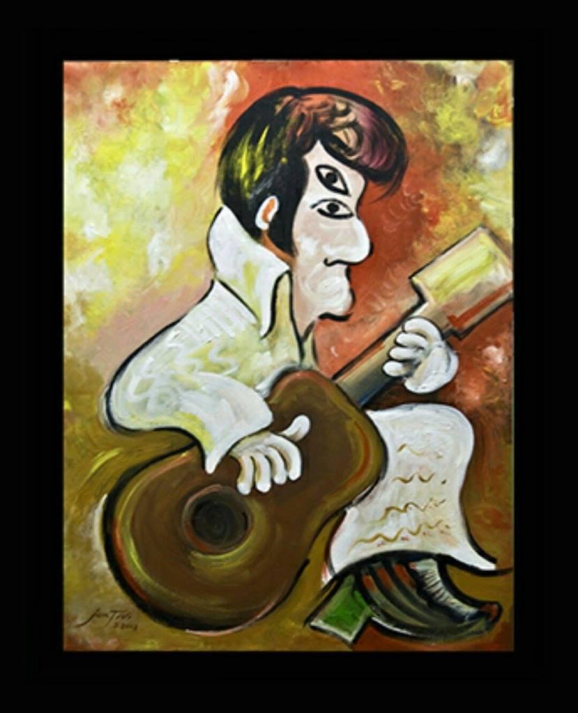Jun Tivi Galerie De Las Islas presents SINCO BICOLANOS Artist (4)