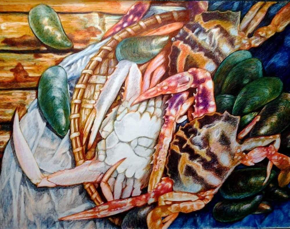 Richard La Torre Perez, Galerie De Las Islas presents SINCO BICOLANOS