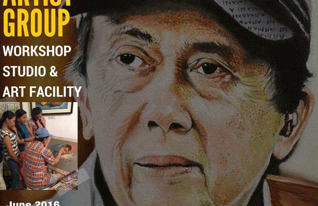 Paint Paint De Sarap Paint by Fernando B. Sena's Buenas Artes Artist Group