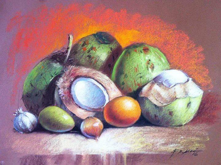 Fernando B. Sena's Buenas Artes Artist Group